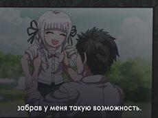 Школа отчаяния: Пули-опровержения | Danganronpa: The Animation (13/13) [RUS/SUB]